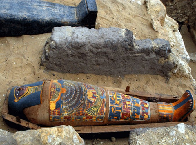 Six mummies discovered in ancient tomb near Egypt's Luxor