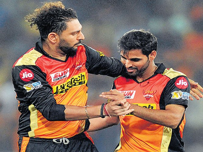 Delhi up against formidable SRH