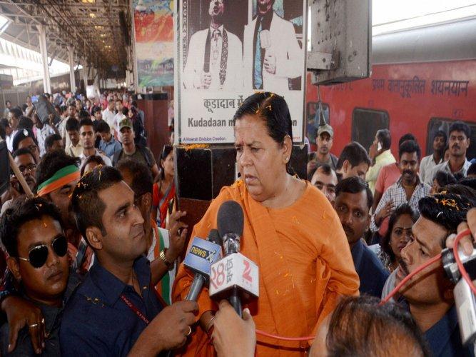 Proud of Ram Mandir movement, ready to go to jail: Uma Bharti