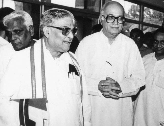 Ayodhya case: Setback for Advani, Joshi's presidential ambitions