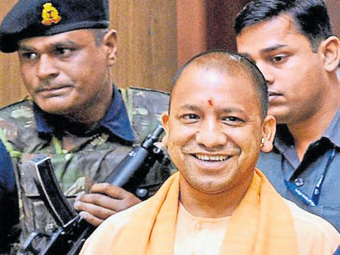 UP govt shunts out 626 'tainted' police personnel