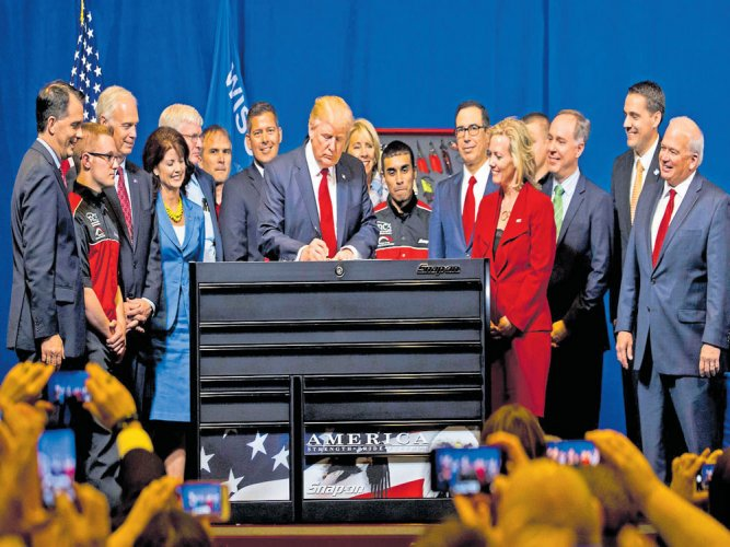 Process set in for changes in US visa policy