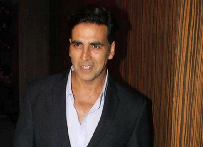 Akshay wants to play ex cop who eliminated Veerappan