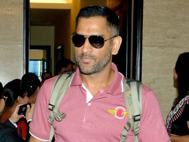 SC quashes case against Dhoni for portraying himself as God