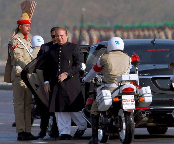 Sharif narrowly escapes jinxed April's fate