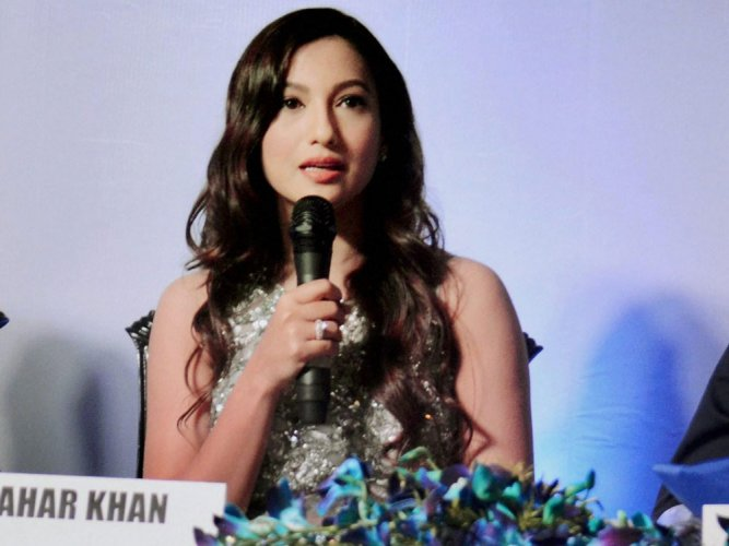 There is too much intolerance: Gauhar Khan