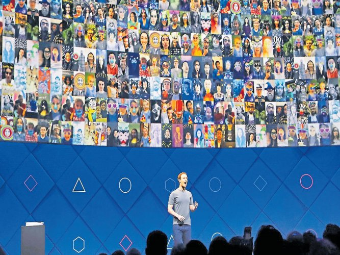 Zuckerberg's quest for augmented reality in FB