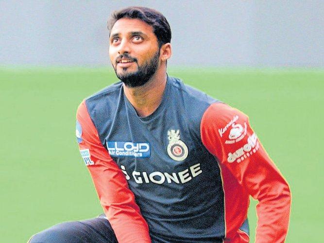 Pacer Arvind seeks consistency