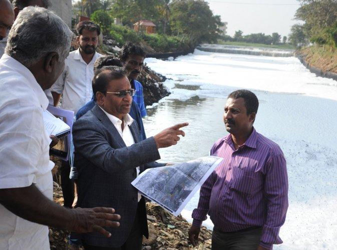 'Vicinity' problem may hinder closing of industries around Bellandur lake