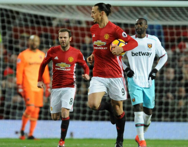 Ibrahimovic blow mars Man Utd's Europa progress