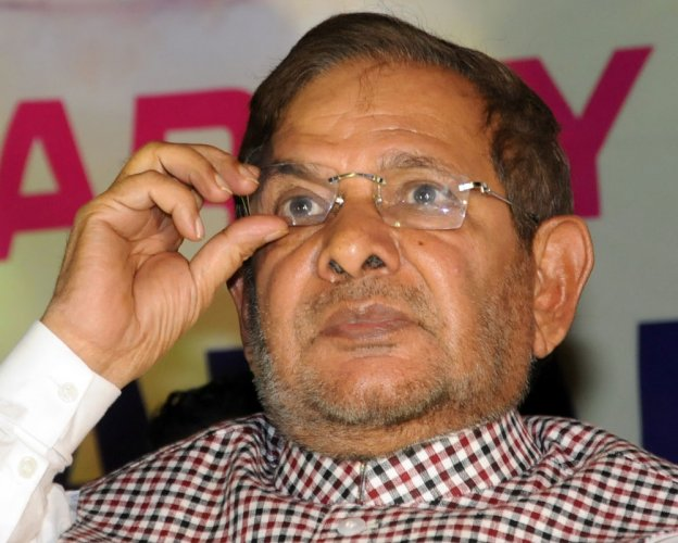Sharad Yadav to be opposition nominee for President?