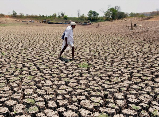 'Pollution from Europe behind one of India's worst droughts'