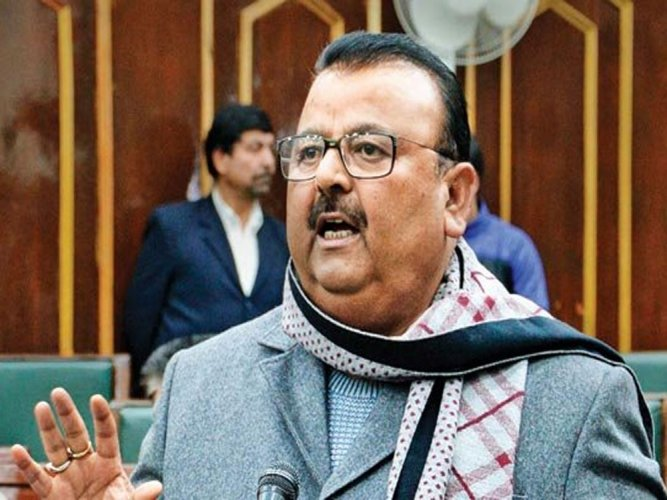 JK minister regrets 'bullets for stone pelters' remarks