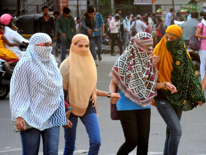 Heatwave continues to grip North India