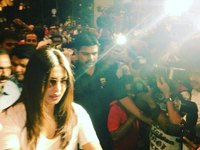 There is nothing like coming home: Priyanka Chopra