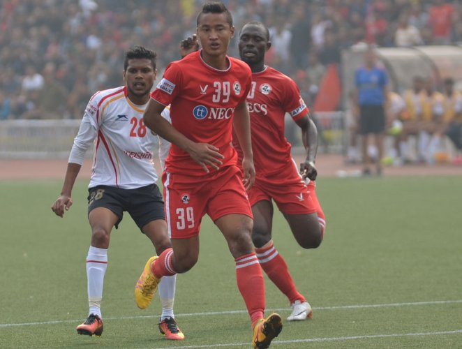 Aizawl beat Bagan 1-0, on verge of clinching I-League title