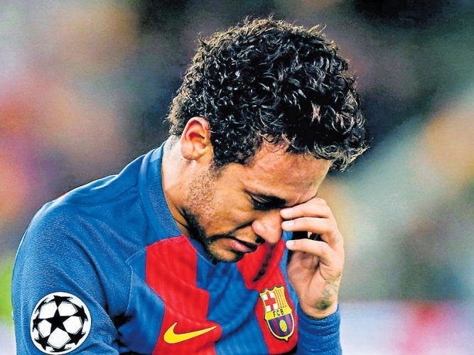 Barca game far from over