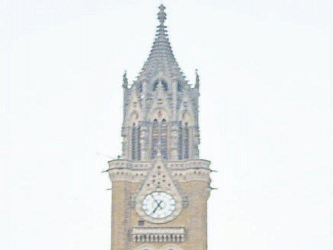 Clock towers still star attractions in Mumbai