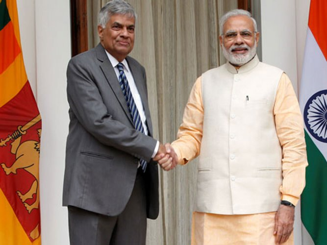 India, Lanka likely to sign port development deal