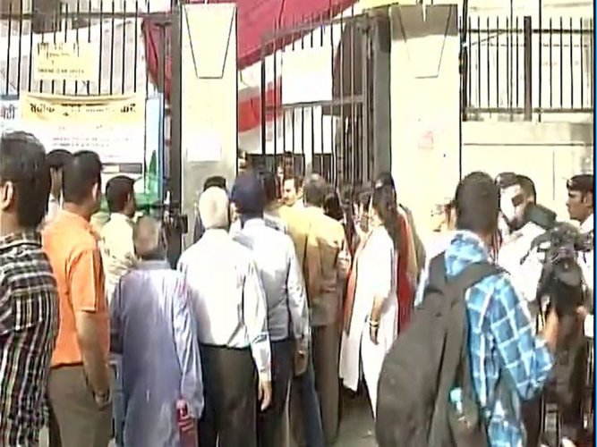 Polling in two MCD wards postponed due to death of candidates
