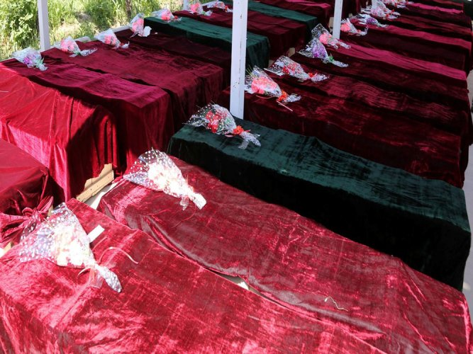 Survivors recall carnage of Taliban attack on Afghan base