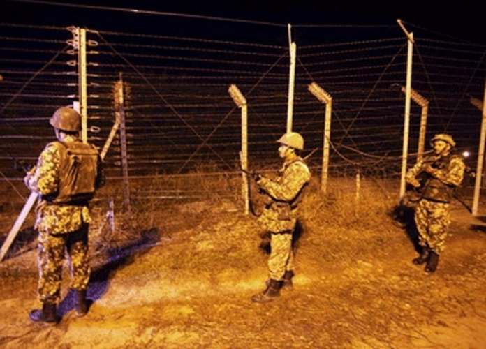 Par panel takes serious note on reduction of border posts