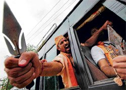 Police rule out foul play in Bajrang Dal activist's death