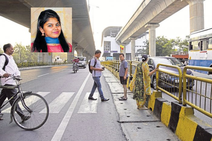 Lack of safe access to Metro station cost teen her life