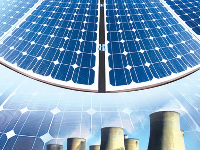 Solar power sector has bright and shining future