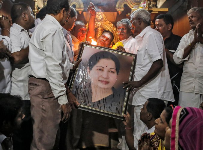 Security guard at bungalow frequented by Jaya, found murdered
