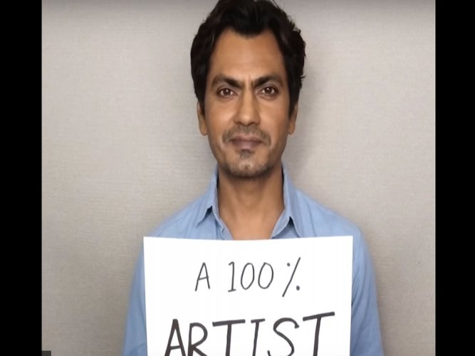 Watch: Nawazuddin's '16.66' video on secularism goes viral