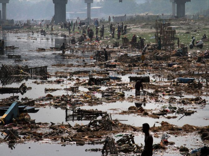 SC sends 23-year-old case pertaining to Yamuna cleaning to NGT