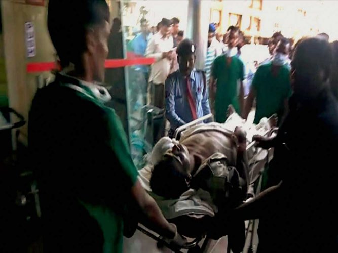 25 CRPF men killed in Chhattisgarh naxal attack