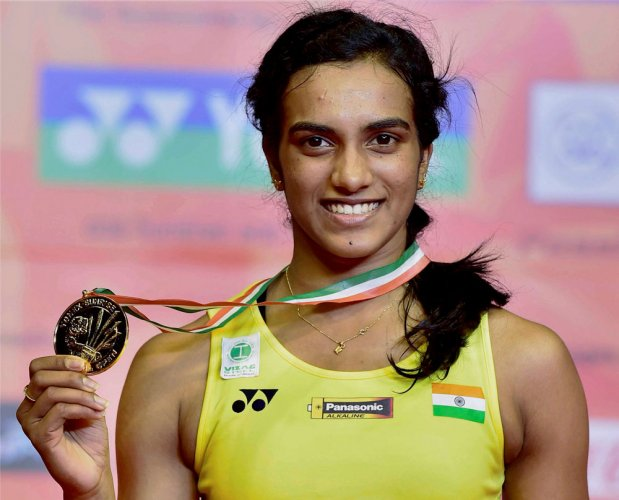 PV Sindhu eyes Asian Championship title