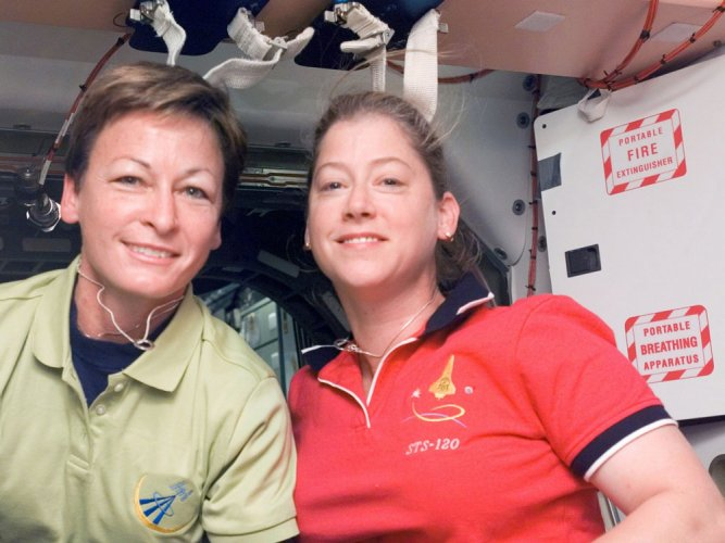 NASA's Peggy Whitson breaks record for time spent in space