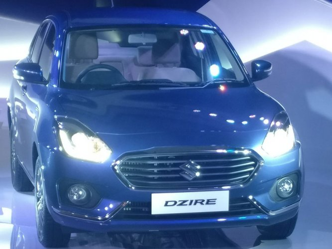 Maruti seeks to revive compact sedan segment with new Dzire