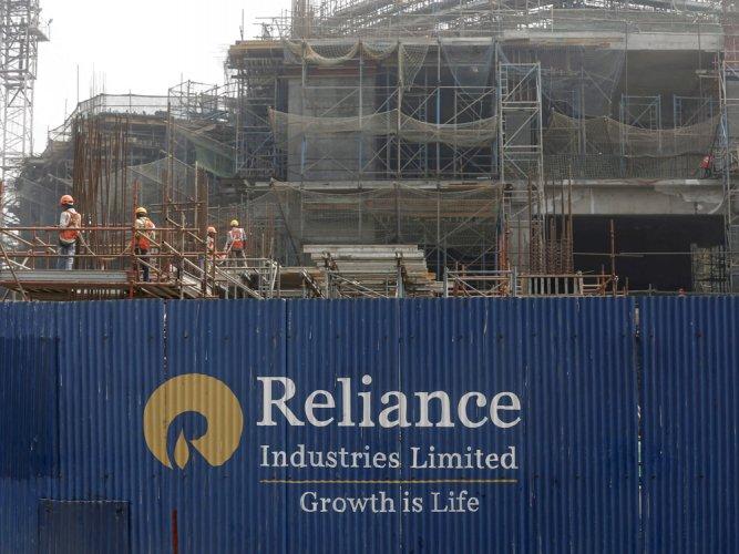 Reliance Industries Q4 net up 12.8%
