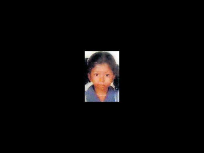 Suspect in girl's murder detained in Kalaburagi dist
