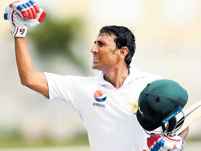 Younis grabs the limelight
