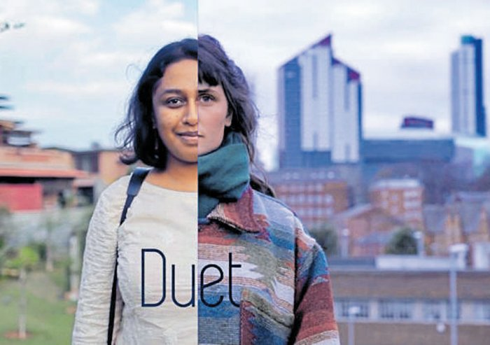 'Duet' art project seeks to connect strangers from India and UK