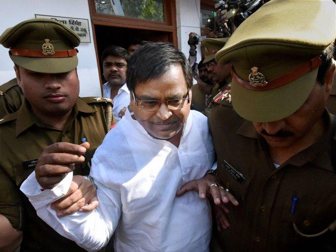 POCSO court grants bail to former UP minister Gayatri Prajapati