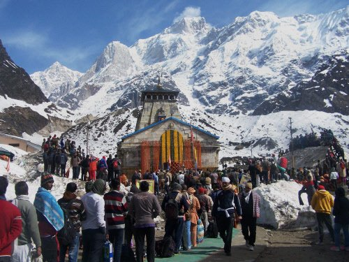 NGT notice to govt on regulating choppers flying to Kedarnath