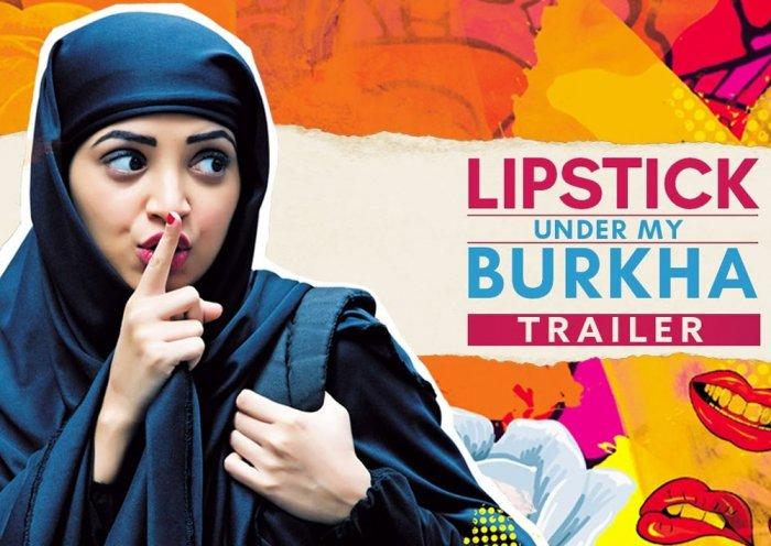 Clear 'Lipstick Under My Burkha' with 'A' certificate:  FCAT to CBFC