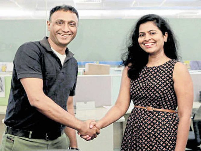 Flipkart executive dons CEO mantle for a day