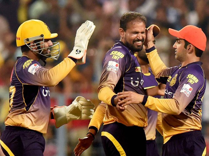 Knight Riders' challenge for Supergiant