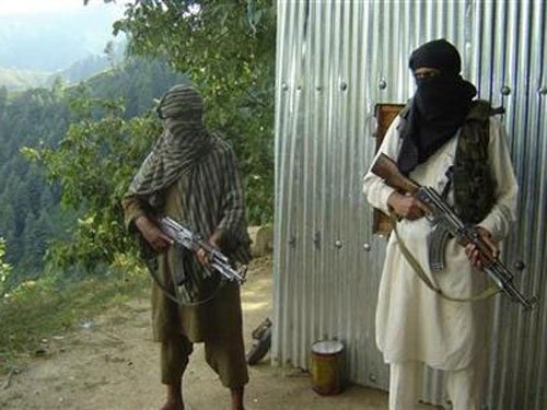 New militant video surfaces in Kashmir