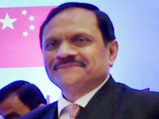 Rajiv Rai Bhatnagar appointed as Director General of CRPF