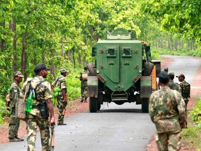 Govt to buy nearly 250 bullet, mine protected vehicles for anti-Naxal ops