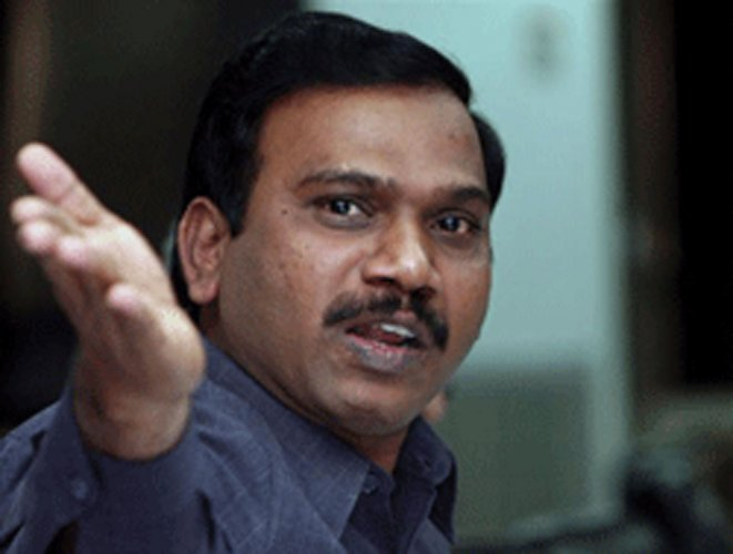 CBI court reserves verdict against Raja, Kanimozhi in 2G scam cases