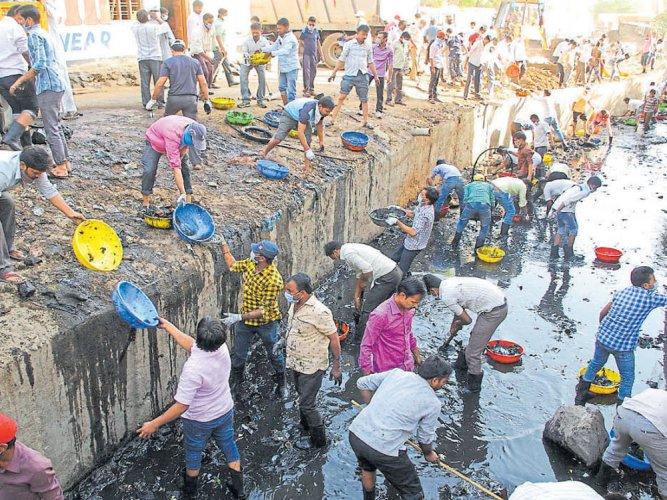 NGO reminds Vijayapura corporation of its duty